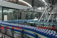 純凈水生產線 三合一灌裝機
