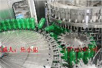 小型全自动瓶装含气饮料生产线