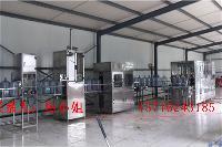 专业生产五加仑桶装水灌装机