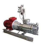 乳化泵结构