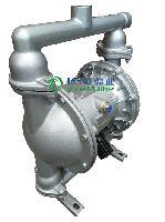 QBY系列不锈钢耐腐蚀气动隔膜泵