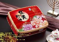 华美月饼厂家团购-华美双黄纯白莲蓉月饼