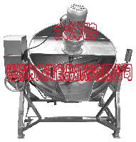 自动燃气夹层锅电加热夹层炒锅