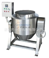 高压蒸煮粽子专用锅 报价中润提供