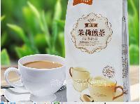 巧艾斯 醇享茉莉煎茶 精品奶茶奶茶