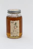 椴树成熟蜂蜜流通白包装