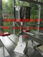SY-50手动膏液灌装机