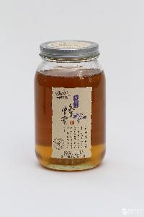 益母草蜂蜜流通白包装