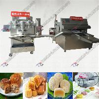 全自动月饼机 广式月饼机供应 月饼机生产线