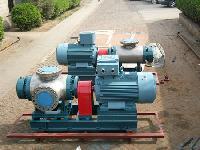 输送工业齿轮油泵用双螺杆泵