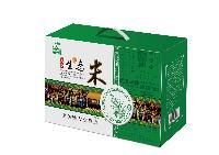 天谷生態米