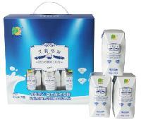 艾勒格斯钻石包巴氏杀菌热处理酸牛奶饮品