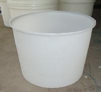 600L食品级腌制圆桶  高耐腐蚀白色塑料食品桶
