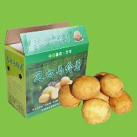 定西馬鈴薯新大坪系列精品禮盒裝 5kg/箱