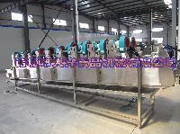 FG型多用途果蔬风冷机 网带式风力干燥机