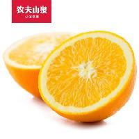 农夫山泉17.5°橙/10斤装铂金果 赣南脐橙5kg装 17.5度橙限时包邮