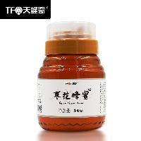 枣花蜂蜜500g 方便瓶口设计 自然成熟蜂蜜 知名原料供应商直销