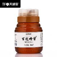 百花蜂蜜500g 方便瓶口设计 自然成熟蜂蜜 知名原料供应商直销