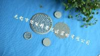 不锈钢滤片  过滤网片   不锈钢包边网片
