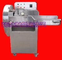 高效率蘆筍切片機,旋刀式蔬菜切段機