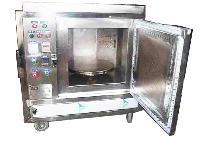 简约多功能柜式盒饭加热设备