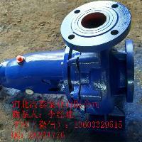 离心泵 IS清水泵 IS50-32-250C卧式清水泵IR热水循环泵