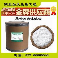 马铃薯变性淀粉的含量