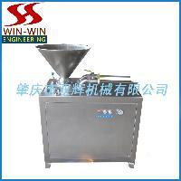 多功能雙頭液壓連續式灌腸機