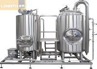 啤酒糖化系统