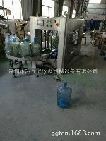 桶装水自动套袋机无人套膜机