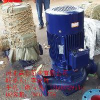 厂家现货ISG100-315立式管道泵 IRG热水循环泵