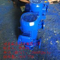 热销供应ISG80-160I立式管道离心泵 热水循环泵