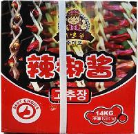 辣椒酱系列产品