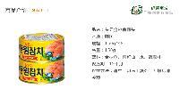 韩国海鲜罐头系列产品