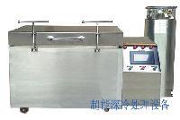 航空航天机械零部件深冷设备 济南超能液氮深冷箱