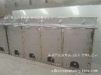 豪华封闭式消毒洗手槽