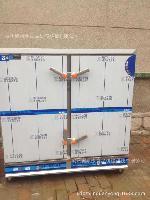 供应不锈钢电汽双门蒸饭车、蒸饭柜、米饭蒸