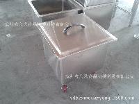 供应鑫泉泳优质不锈钢面粉车、