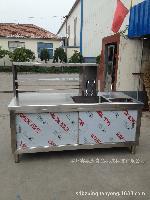 定做不锈钢水吧台、奶茶店水吧台、奶茶工作