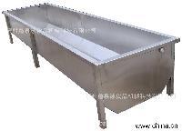 定做不锈钢大槽子、大池子、腌渍池、消毒池