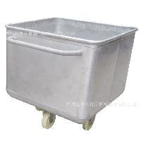 特价200L不锈钢标准肉桶车