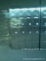 批发20门不锈钢鞋柜、更衣柜