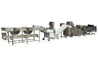 九盈中央厨房切配生产流水线厂家保修