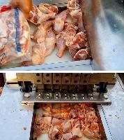 匯康牌凍肉切塊機 切雞塊機廠家直銷