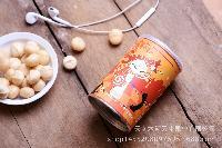 【木河 枫糖奶盐口味】158g罐装休闲夏威夷