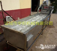 304供应华邦HB-800酱菜食品脱盐机