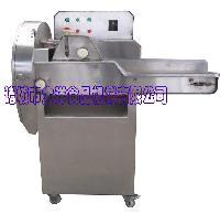 高产量蒜薹切碎机 优质旋刀切菜设备
