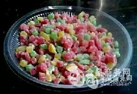 京糕丁(紅綠丁)
