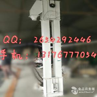物料垂直斗式提升机 面粉不锈钢垂直斗式提升机