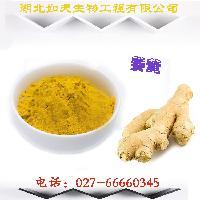 姜黄粉99% 优质 姜黄生粉 姜黄提取 1kg起订 水溶性 现货销售